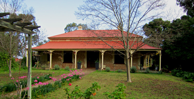Newbold Homestead
