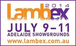 2014 LambEx logo