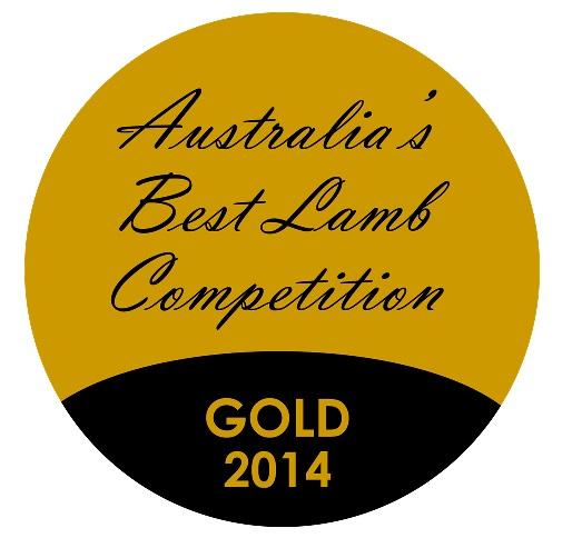 Australia's Best Lamb Gold Medal