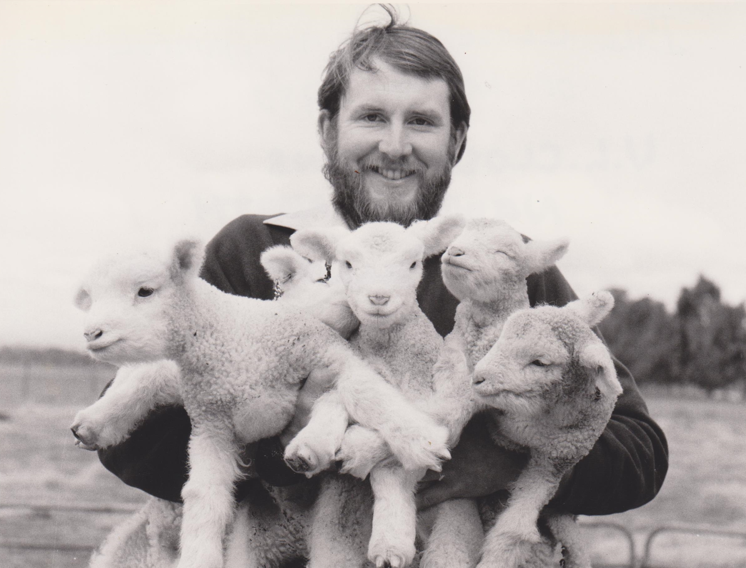 Bill Close graduated from Roseworthy Ag College